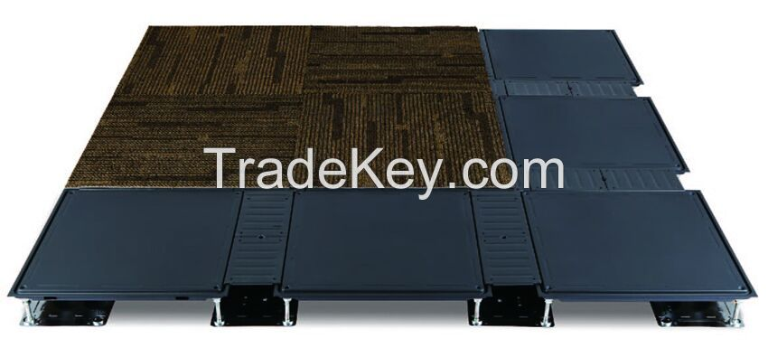 OA500 Cable Management Net Floor