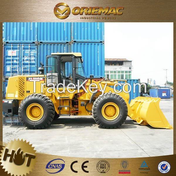 XCMG wheel loader ZL50GN wheel loader price for sale