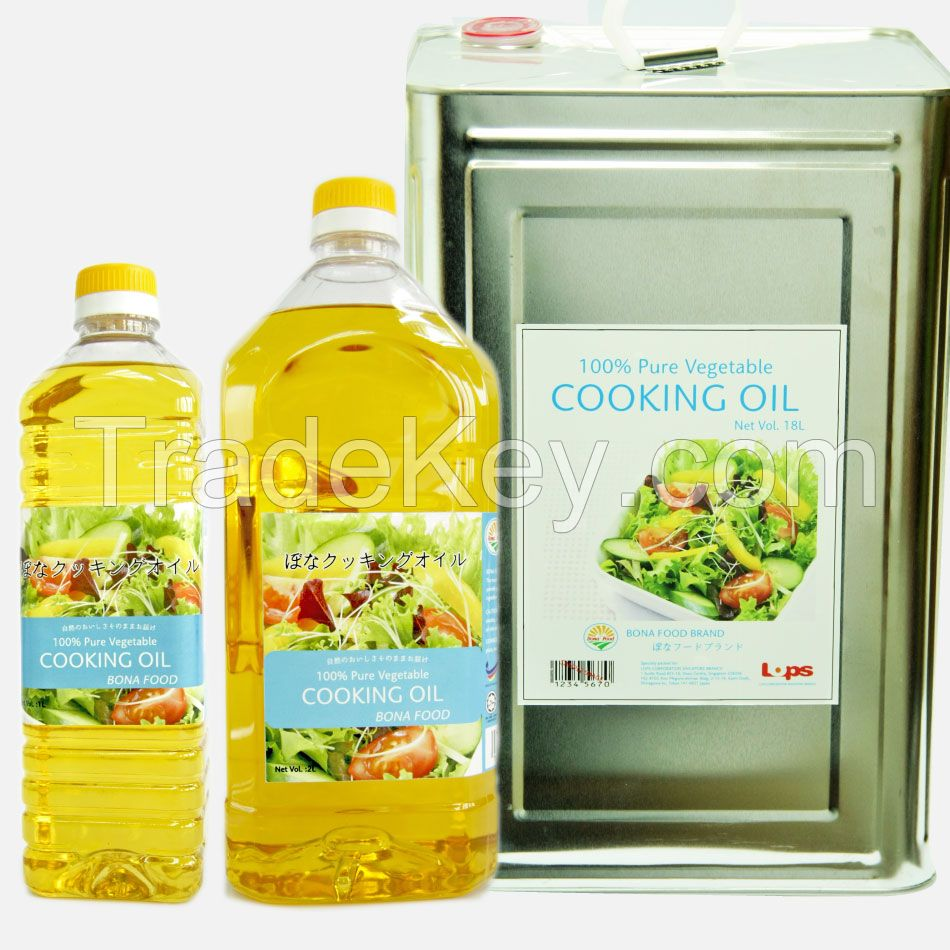 BONA Cooking Oil Brand / Cooking Oil