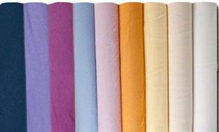 grey dyed fabric