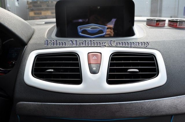 Hairline pattern for sm5 interior