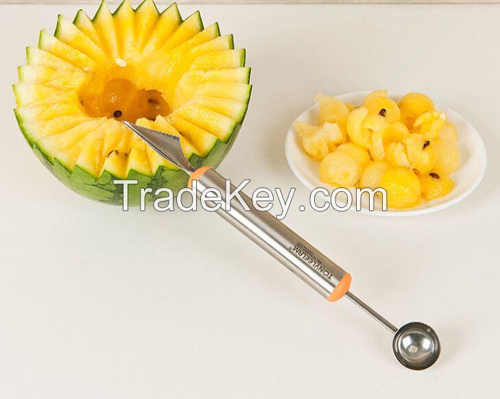 Fruit carving knife