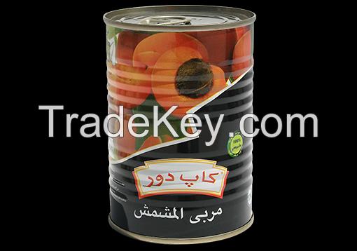 Health food Tunisian Apricot Jam