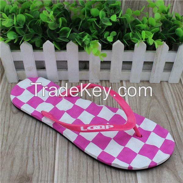 Cheap price women flip flops with fashion design