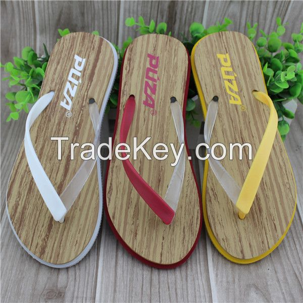 Women style wholesale flip flop with eva material