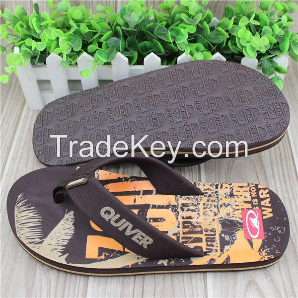 Famous brand eva strap men eva slipper