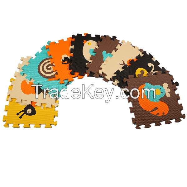 no toxic soft baby play mat, eva puzzle mat