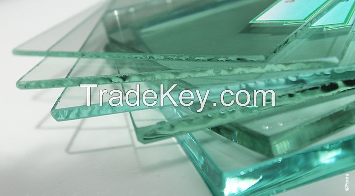 Decorative Laminated Insulated Glass for Building Glass , glass