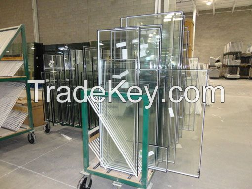 Top quality laminated toughened low-e glass