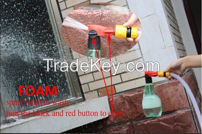 Venturi sprayer / foam sprayer