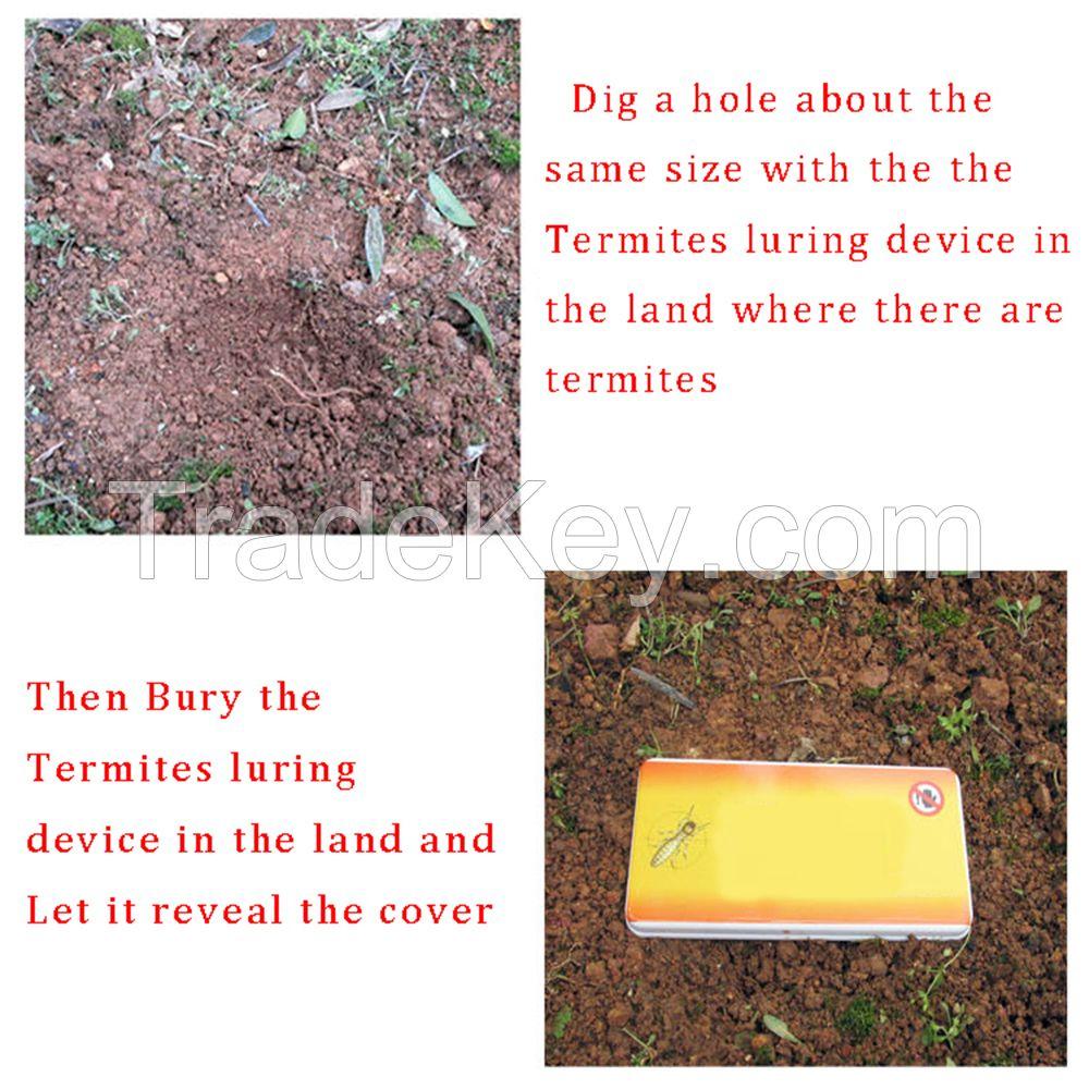 Foldable Termite bait station(TBS)