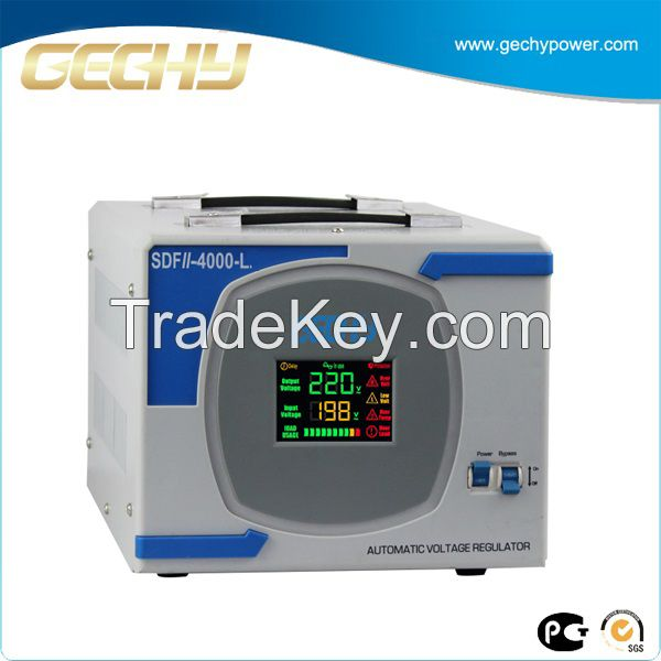 4KVA voltage regulator/voltage stabilizer/voltage protector