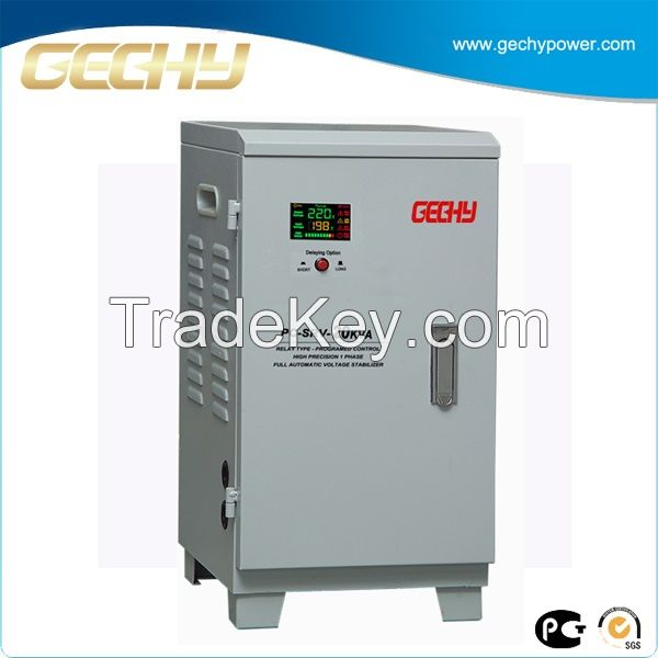 Sell LCD Disply 20KVA Single Phase Automatic 20KW Voltage Stabilizer
