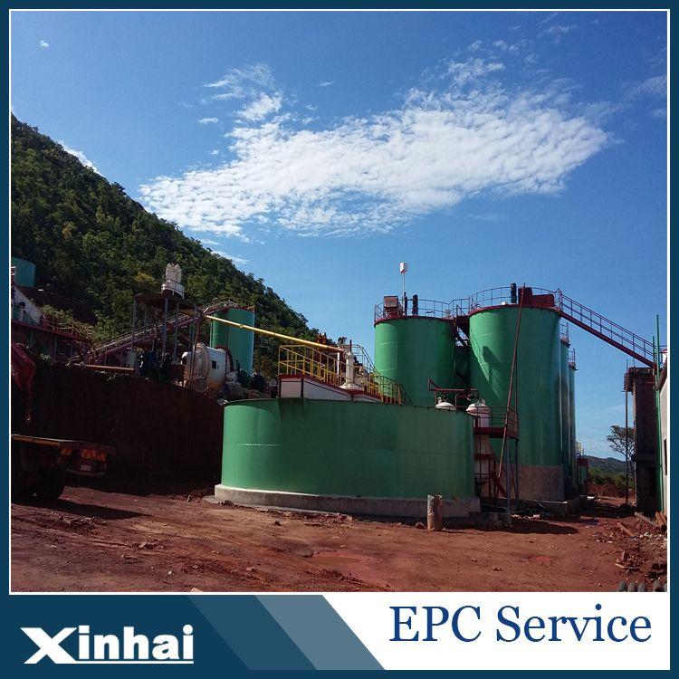Large Capacity Gold Mining Machine