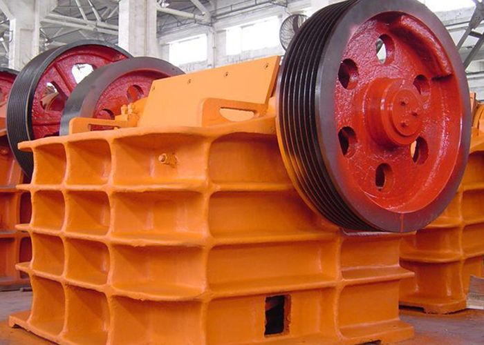China Mining Jaw Crusher