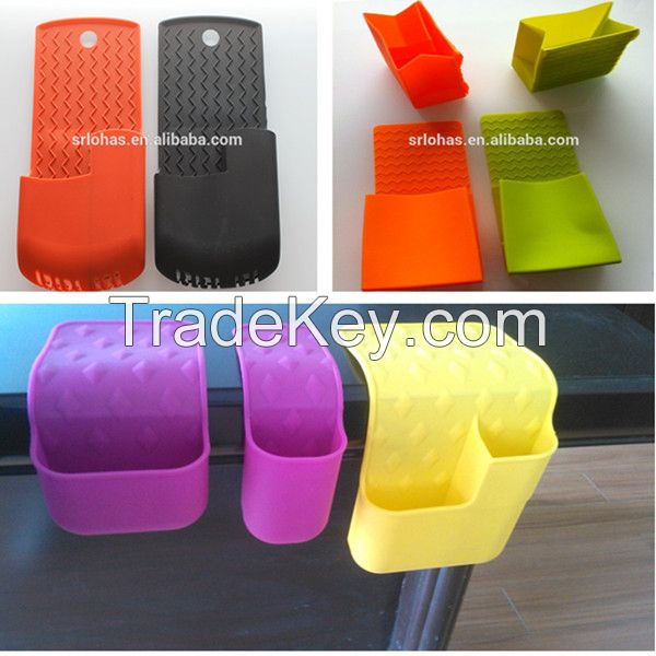 Hairdressing Tool Silicone Hot Tool Holder