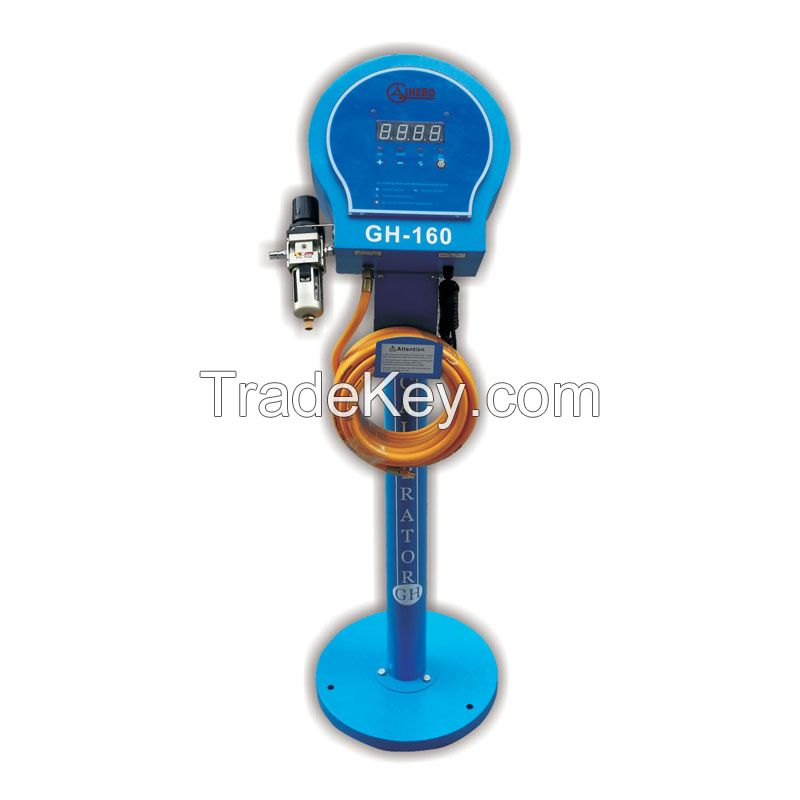 Fully Automatic Tire Inflator for Car LW-160