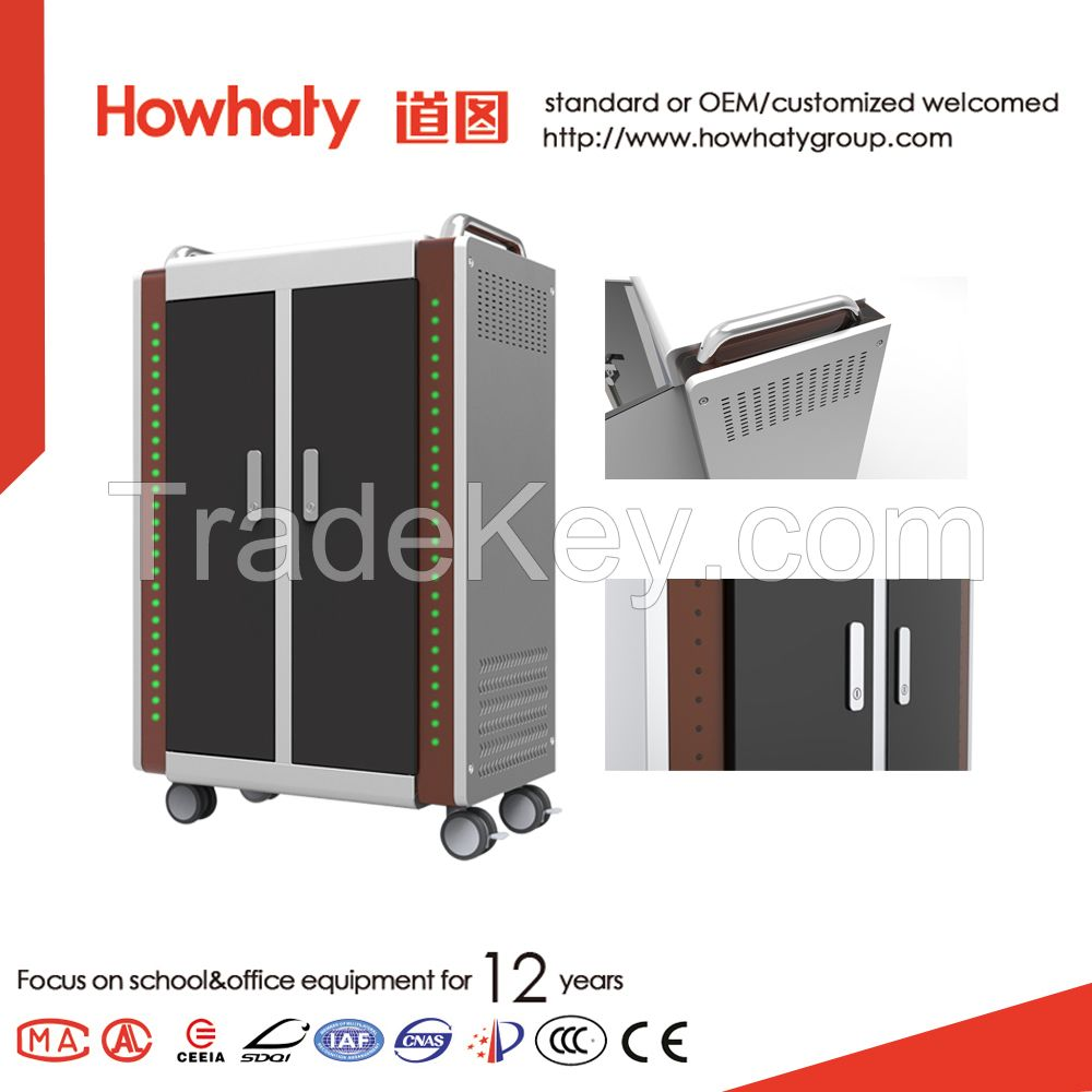 tablet ipad charging cart of high quality made in China