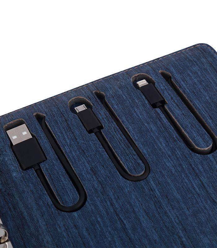 U disk charging notepad JH0001