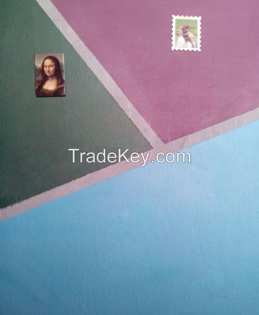 Candy Chalkboard Paint