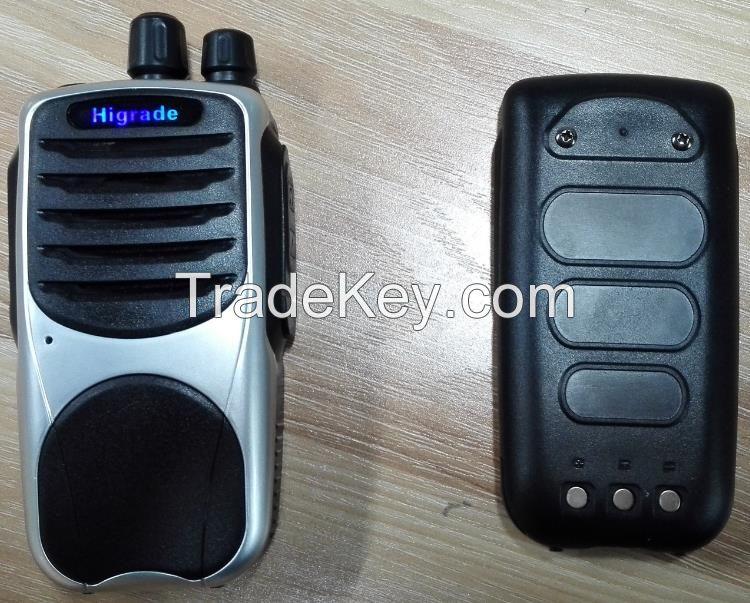 Cheapest Newest Long Range Walkie Talkie Handheld Professional UHF Two Way Radio Higrade HG-400