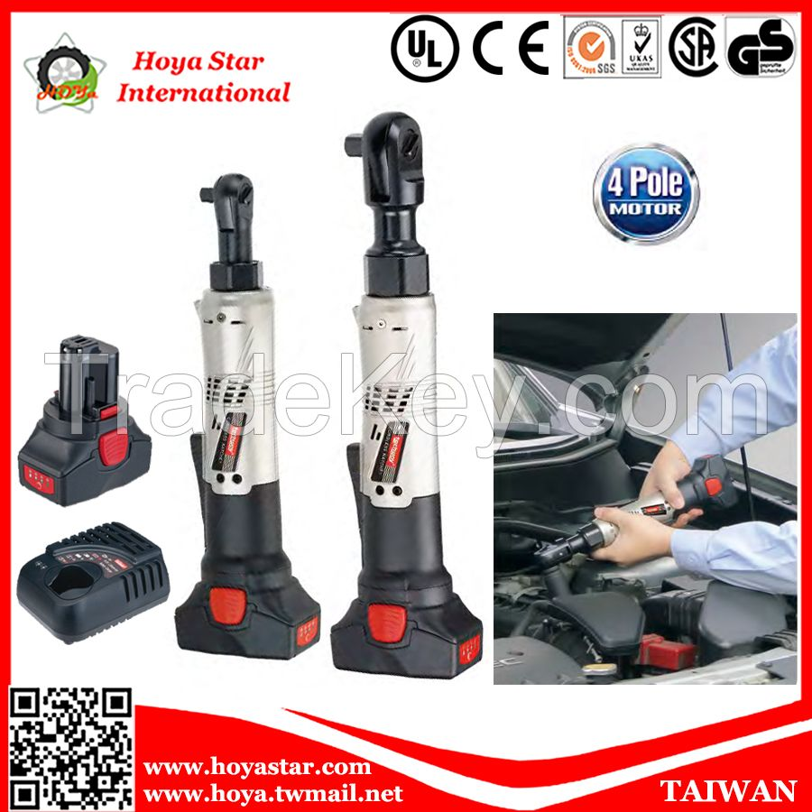 Taiwan Made 14.4V Li-ion Battery Cordless Mini Ratchet Wrench Electric Ratchet Wrench
