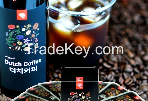 cold brew coffee(Original Dutch coffee)600ml pouches