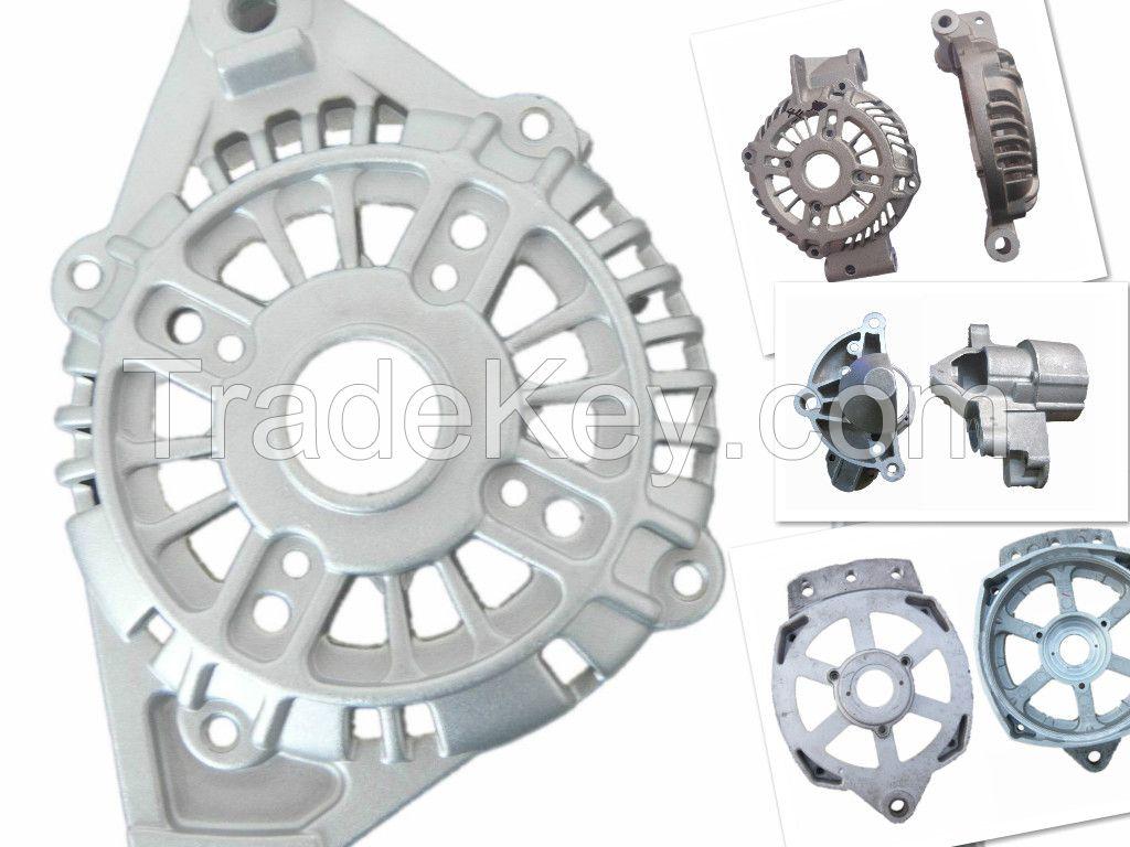 starter housing in aluminum alloy die casting