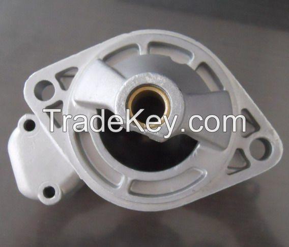 alternator de bracket in China aluminum alloy die casting
