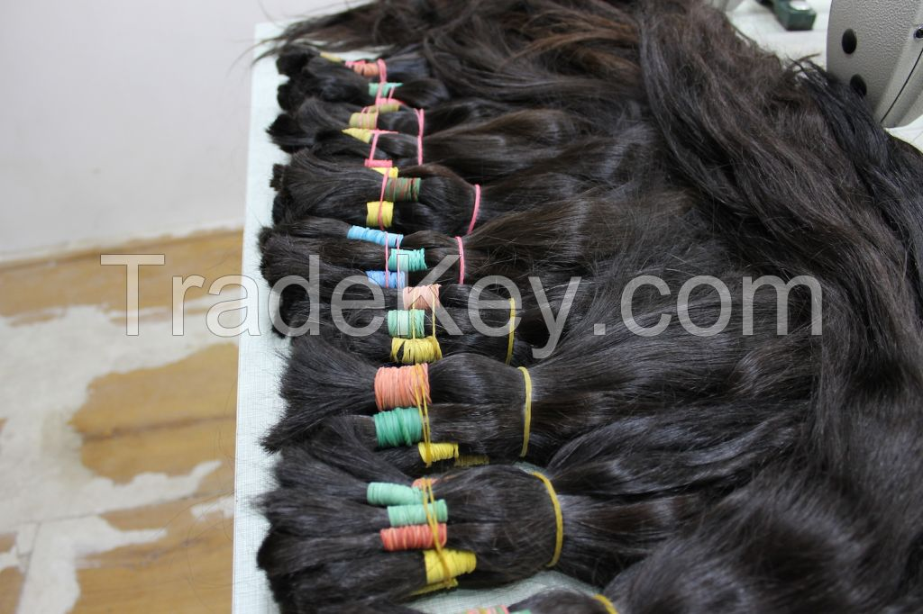 Uzbek Wavy Hair