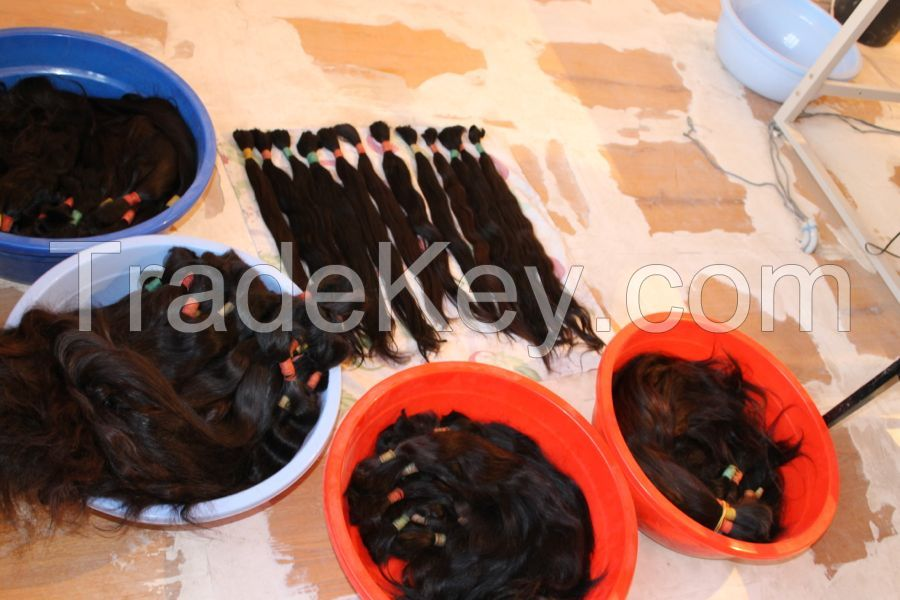 Uzbek Raw Hair - Uzbekskie Volosi