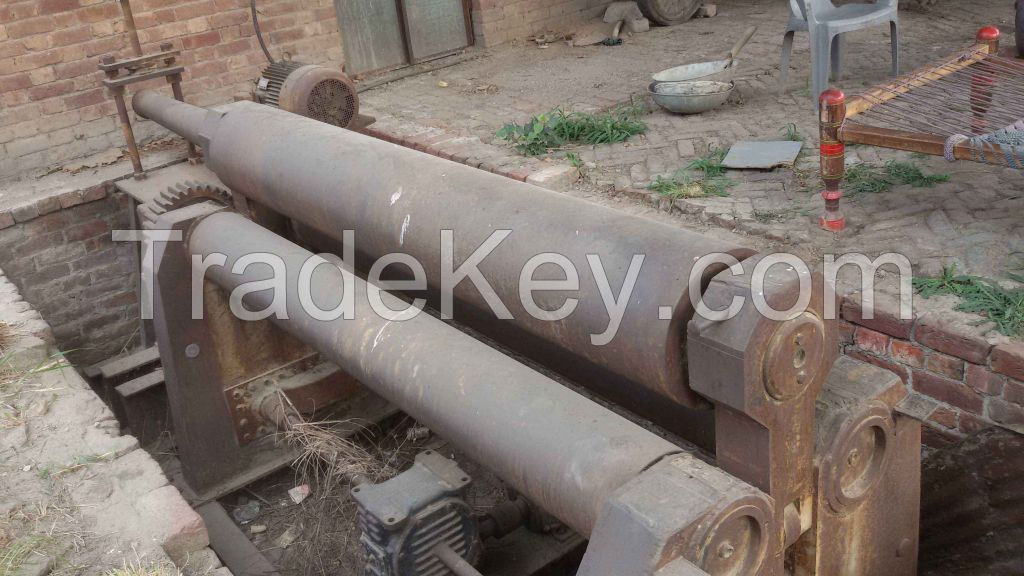 Rolling Machine for Ms Plate solid