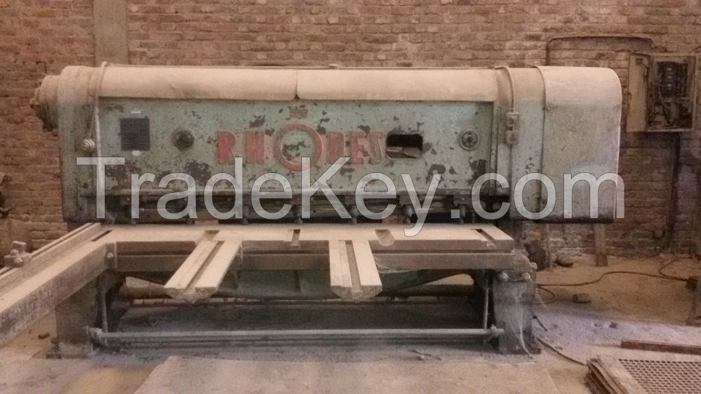 Cutting Machine for MS Plate