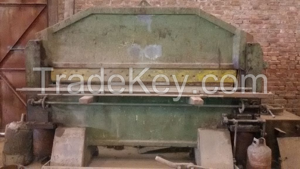Bending Machine for MS Plate