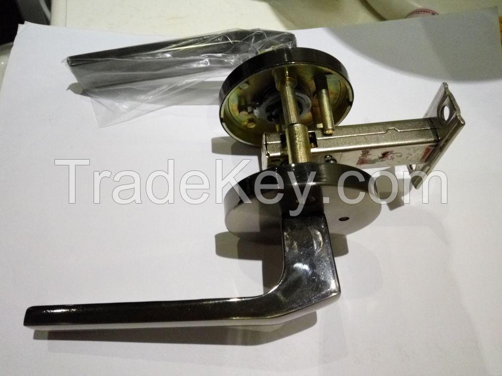 Tubular leverset Privacy door lock, passage door lock, Entry door lockset