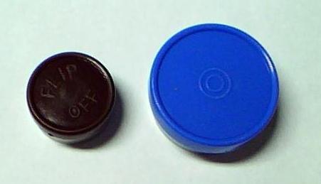 Vial Caps