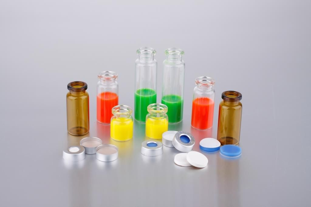 1.5ml Sample vials for HPLC lab autosamplers