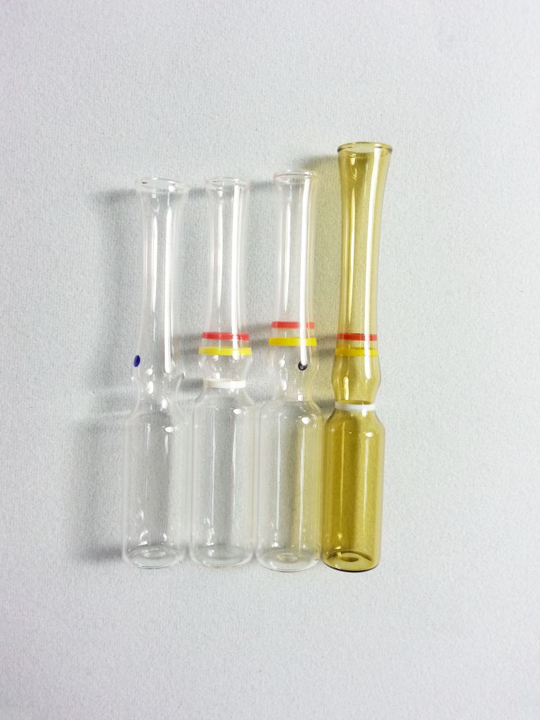 1ml Glass Ampoule with OPC easy opening