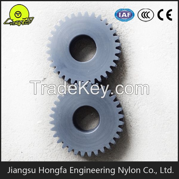 Heat resistant nylon gears, plastic pa6 gears