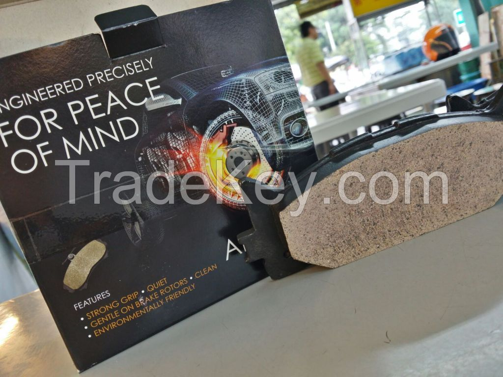 Ceramic Plus Brake Pad OEM