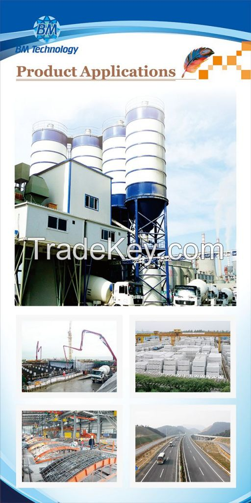 Concrete Admixture Chinese Supplier