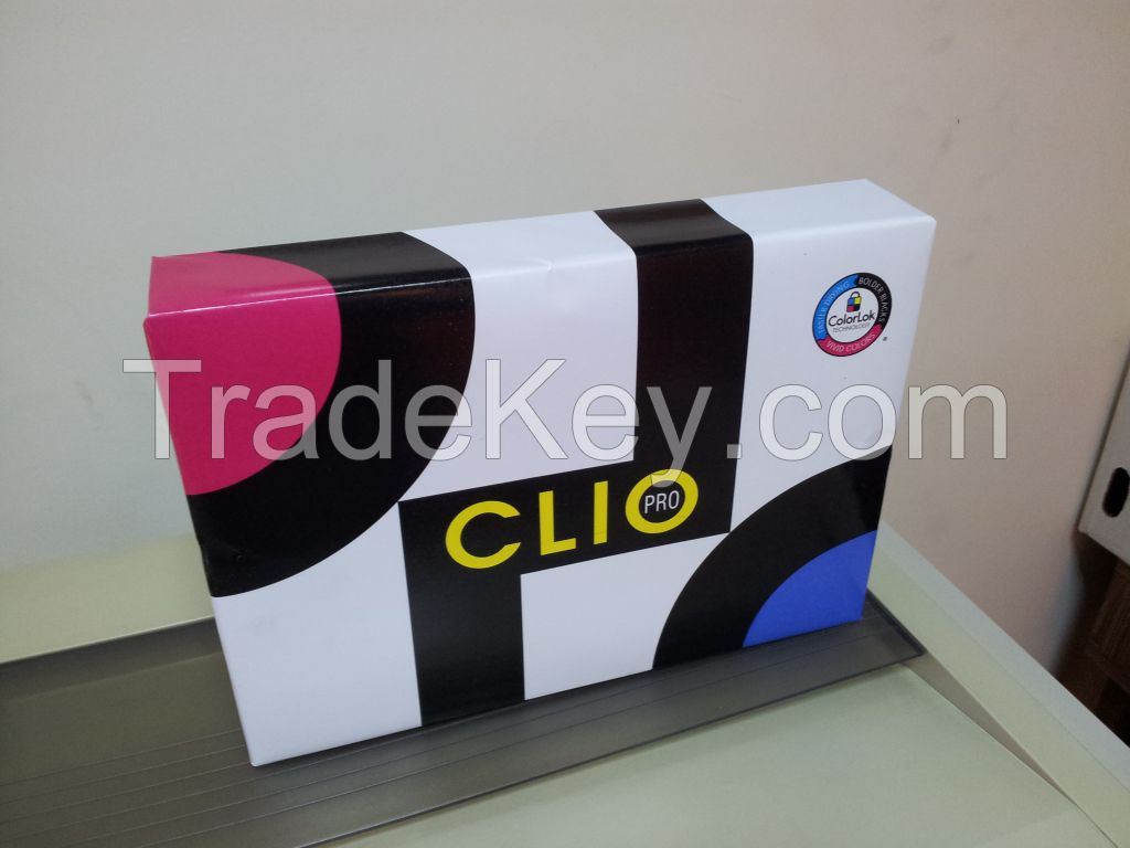 Super White High quality 100% wood pulp A4 210mm X 297mm 80gsm copy paper