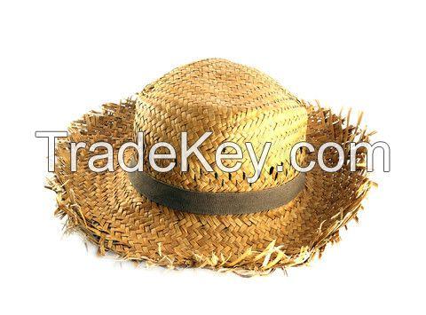 Leaf hats/Straw hat/Palm hats/Beach hats