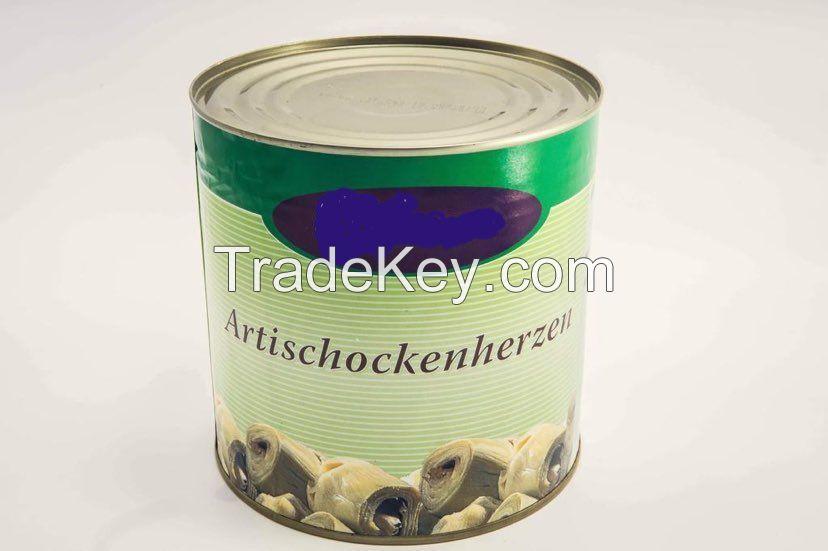 Artichokes Heart /artichokenherzen