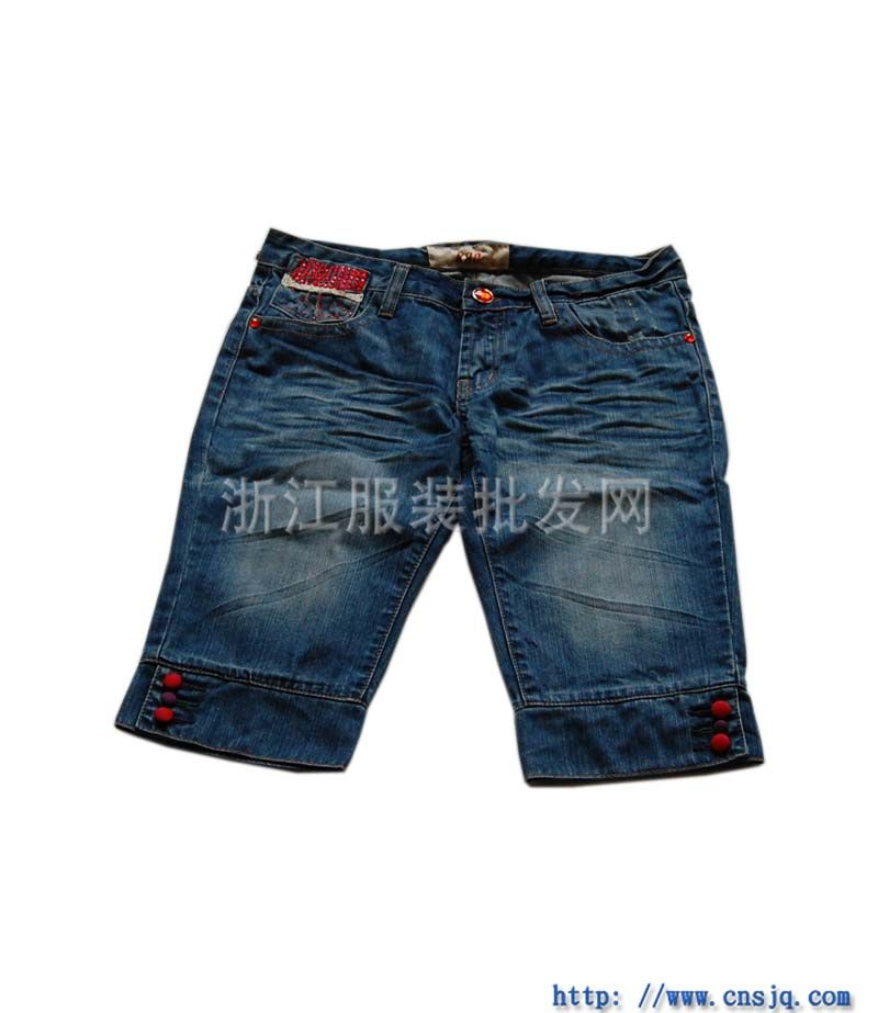 Women Short Jean