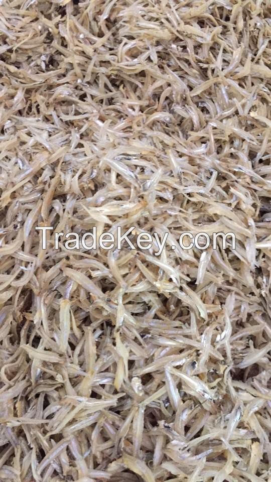 DRIED SLPIT ANCHOVY FISH,