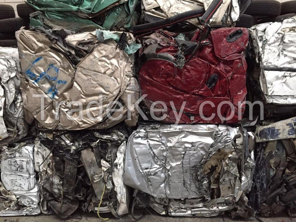Steel Scrap - Car Bodies
