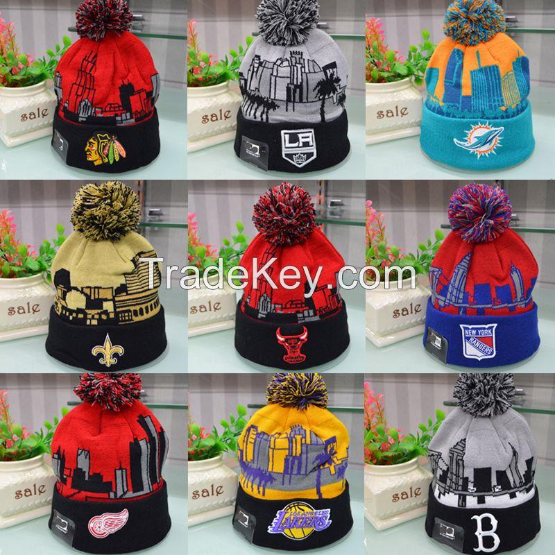 Hip hop culture style street dance wholesale slouch beanie,knit hat,knit beanie