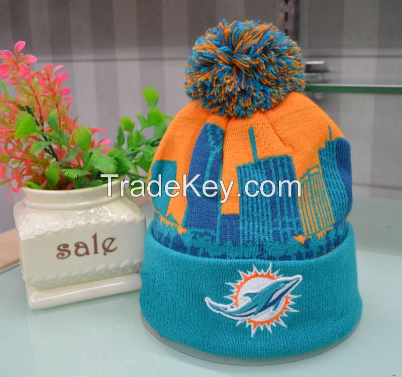 Christmas Reindeer Designer Fashion Winter Warm Cable Beanie Hat Caps