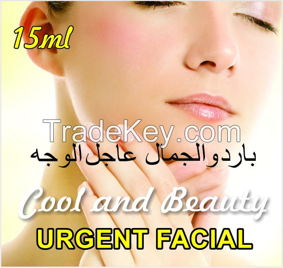 Cool and Beauty Urgent Facial